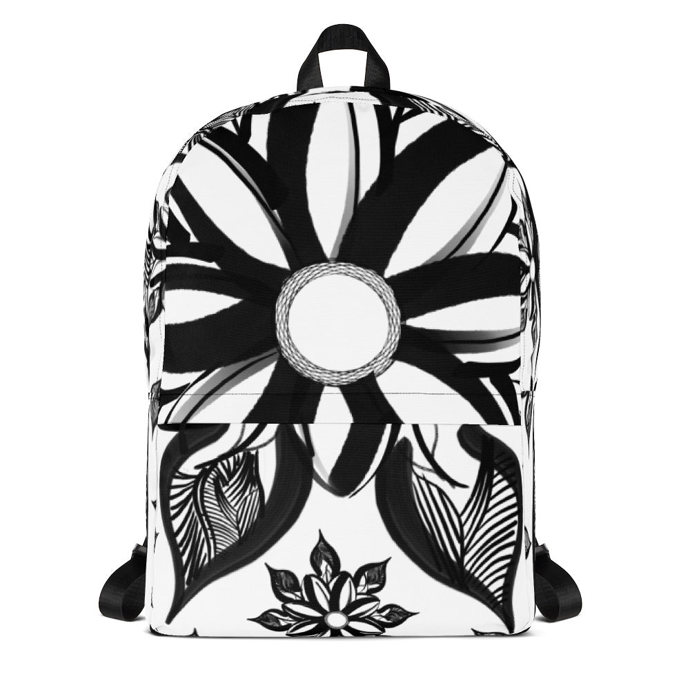Mendhi Art Inspired - Backpack
