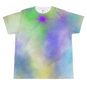 Galaxy - All-over youth sublimation T-shirt