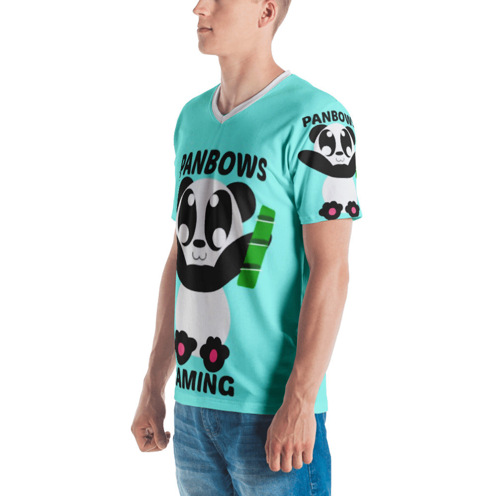 PanBowsGaming- Men's T-shirt