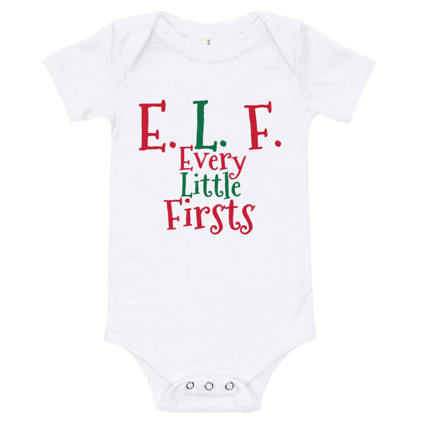 E.L.F. Every Little Firsts - T-Shirt