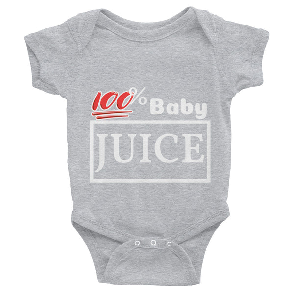 100% Baby JUICE - Infant Bodysuit
