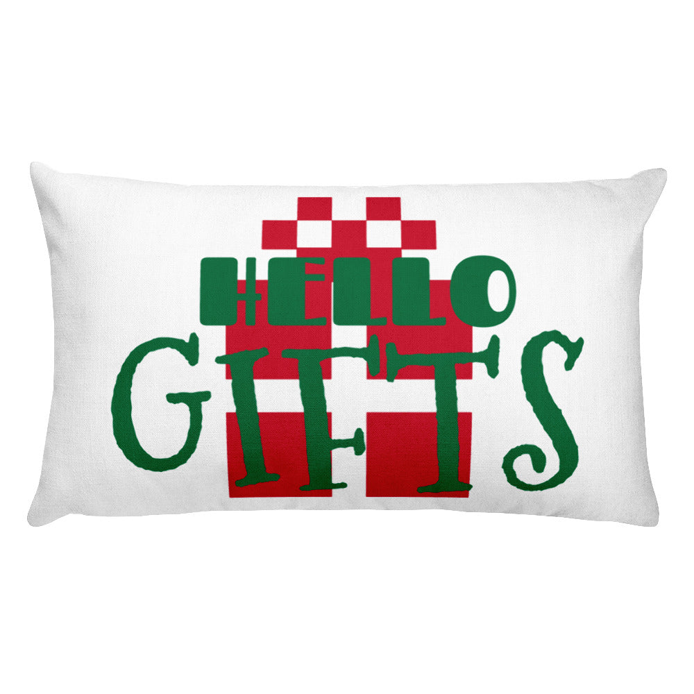 HELLO GIFTS Premium Pillow