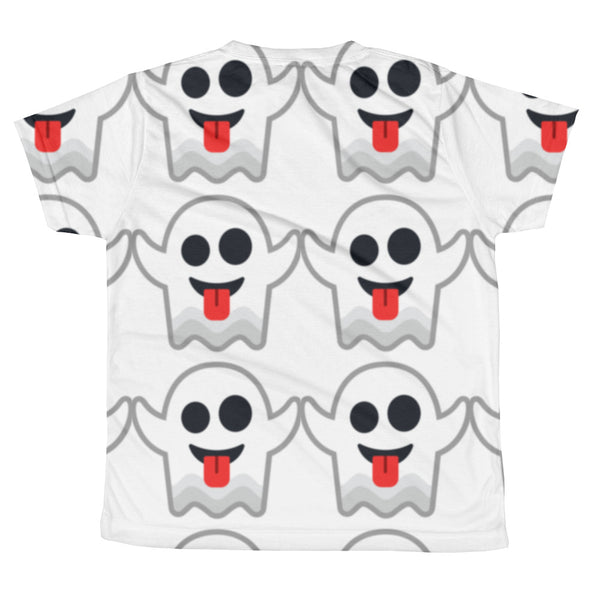 HallOweeN Ghost Boo All-over youth sublimation T-shirt