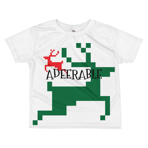 ADEERABLE - All-over kids sublimation T-shirt