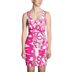 SmaVolve Graphic Dress