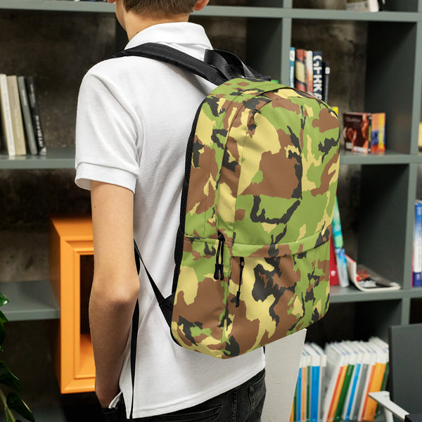 Camo - Backpack