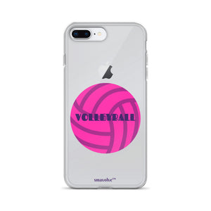 Volleyball iPhone Case