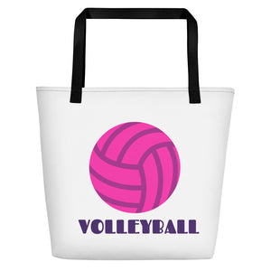 Volleyball Beach Bag