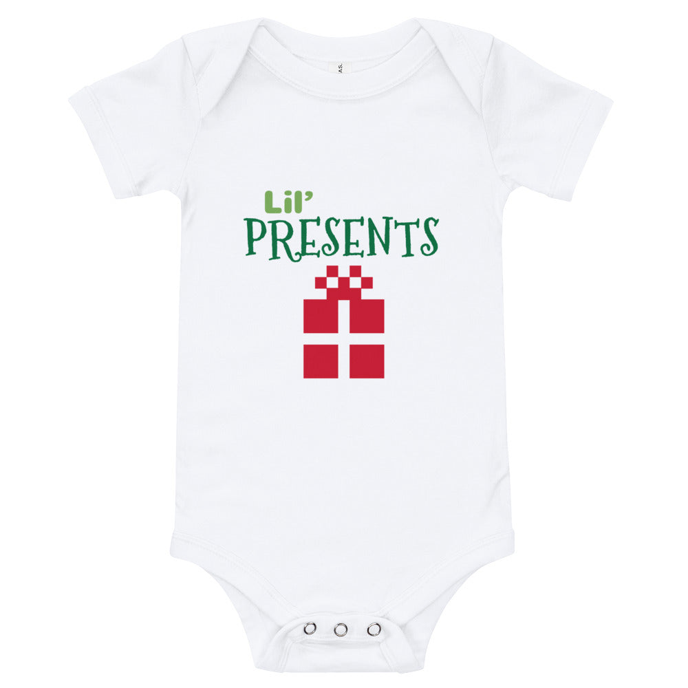 Lil' PRESENTS Baby T-Shirt