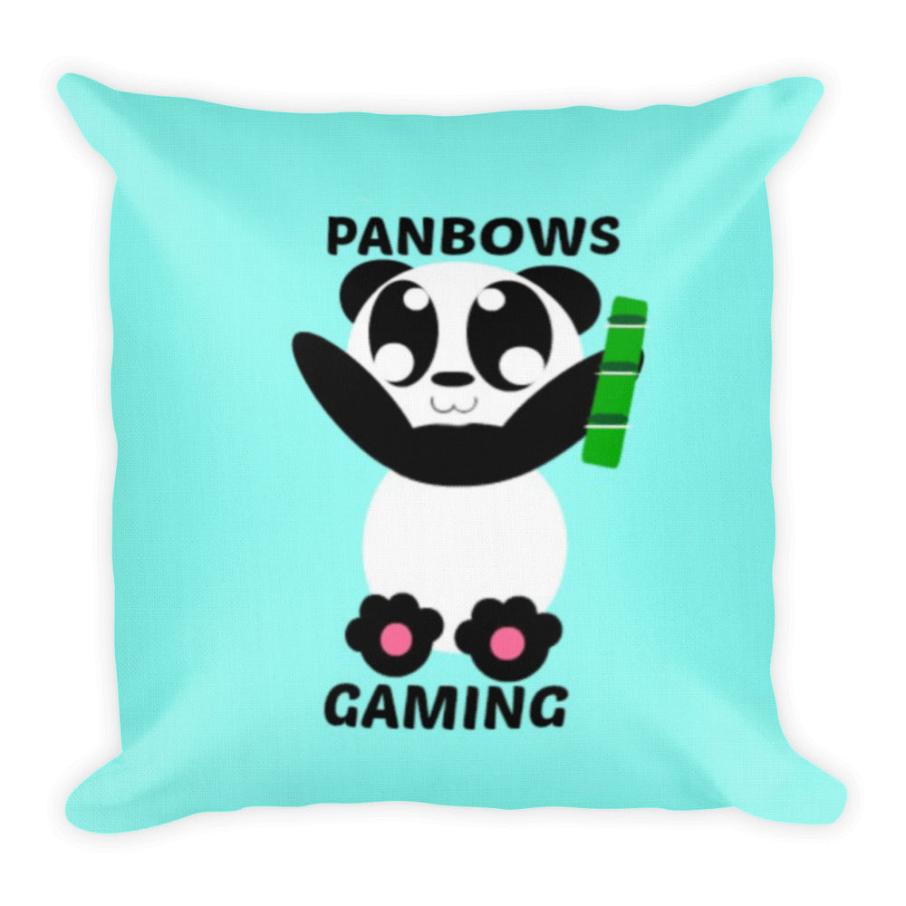 PanBowsGaming- Premium Pillow