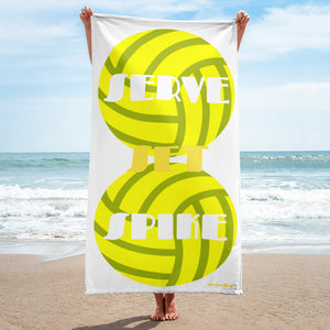 Volleyball Towel