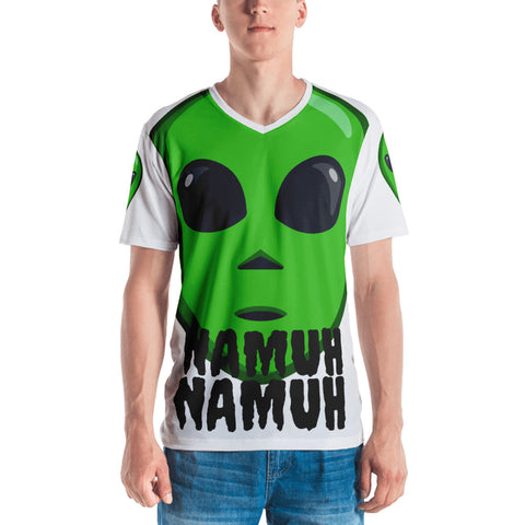 Alien NAMUH (HUMAN) Men's T-shirt