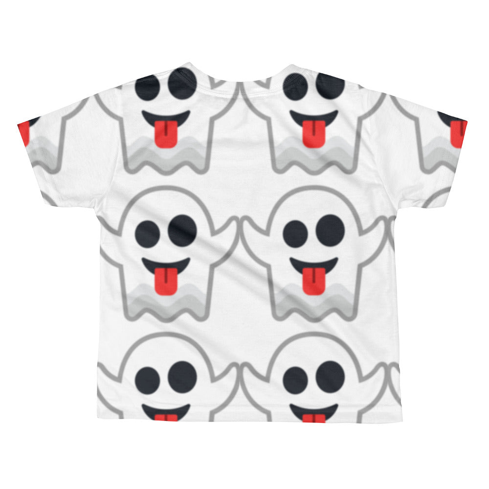 HallOweeN Boo All-over kids sublimation T-shirt