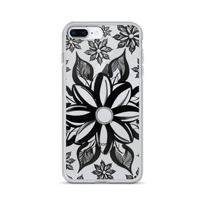 Mendhi Art iPhone Case