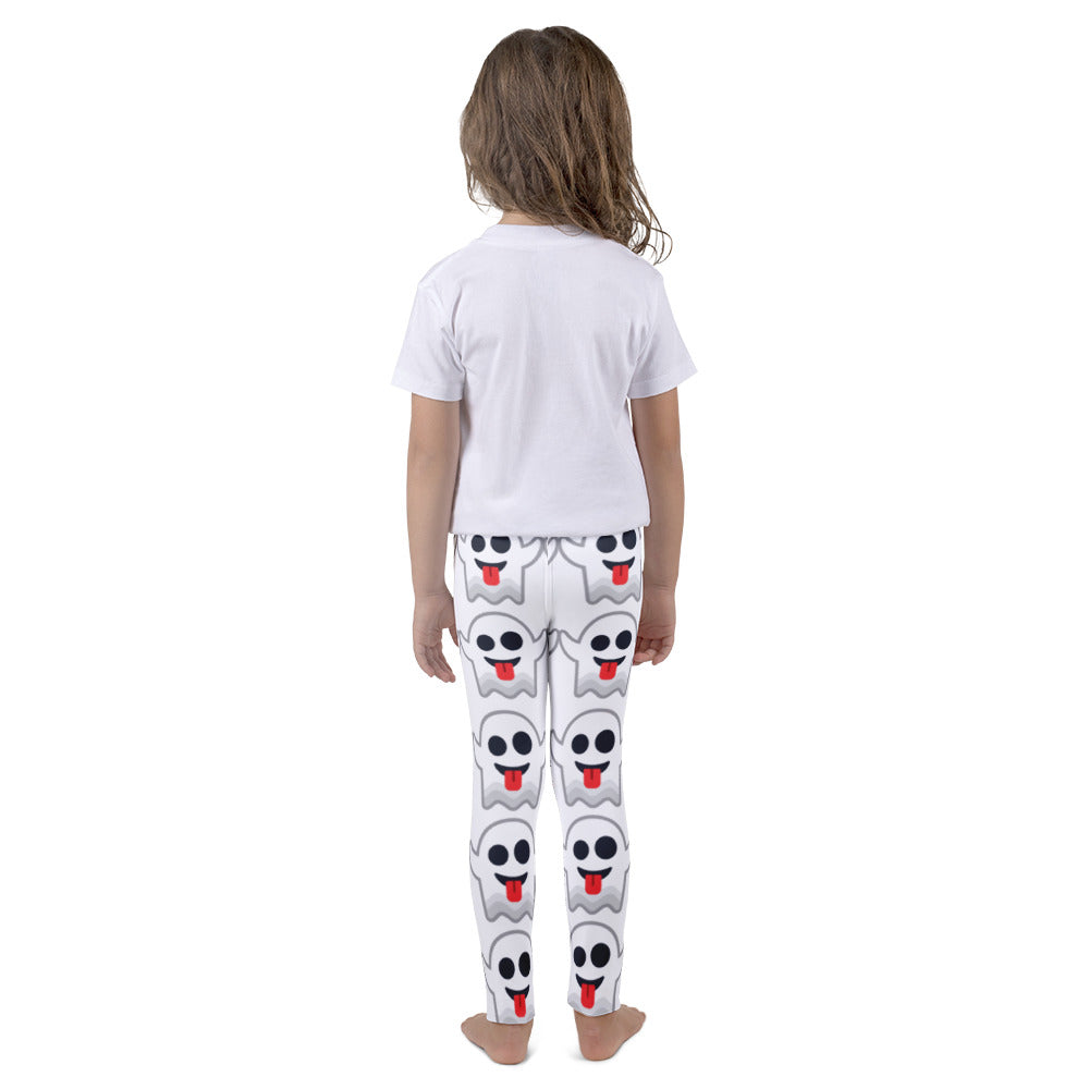 HallOweeN Ghost Kid's leggings