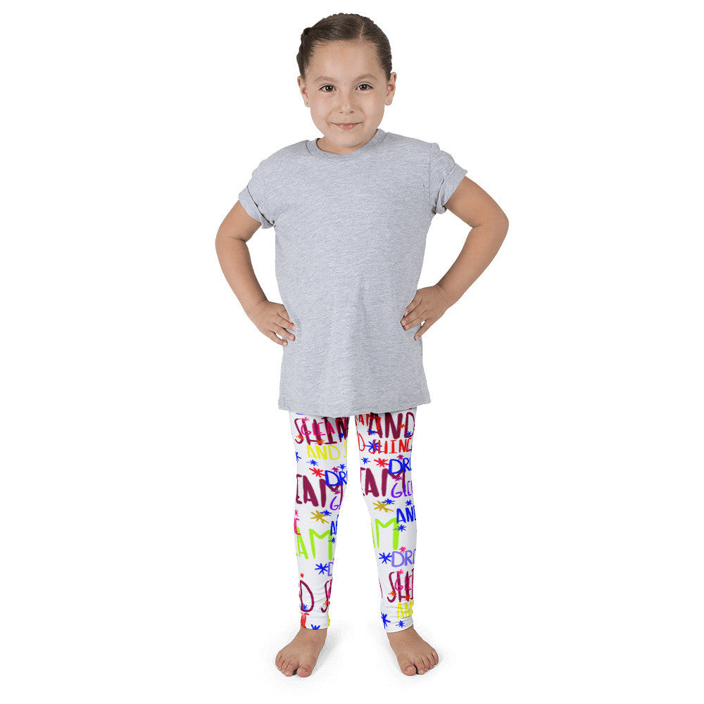Dream Gleam & Shine- Kid's leggings