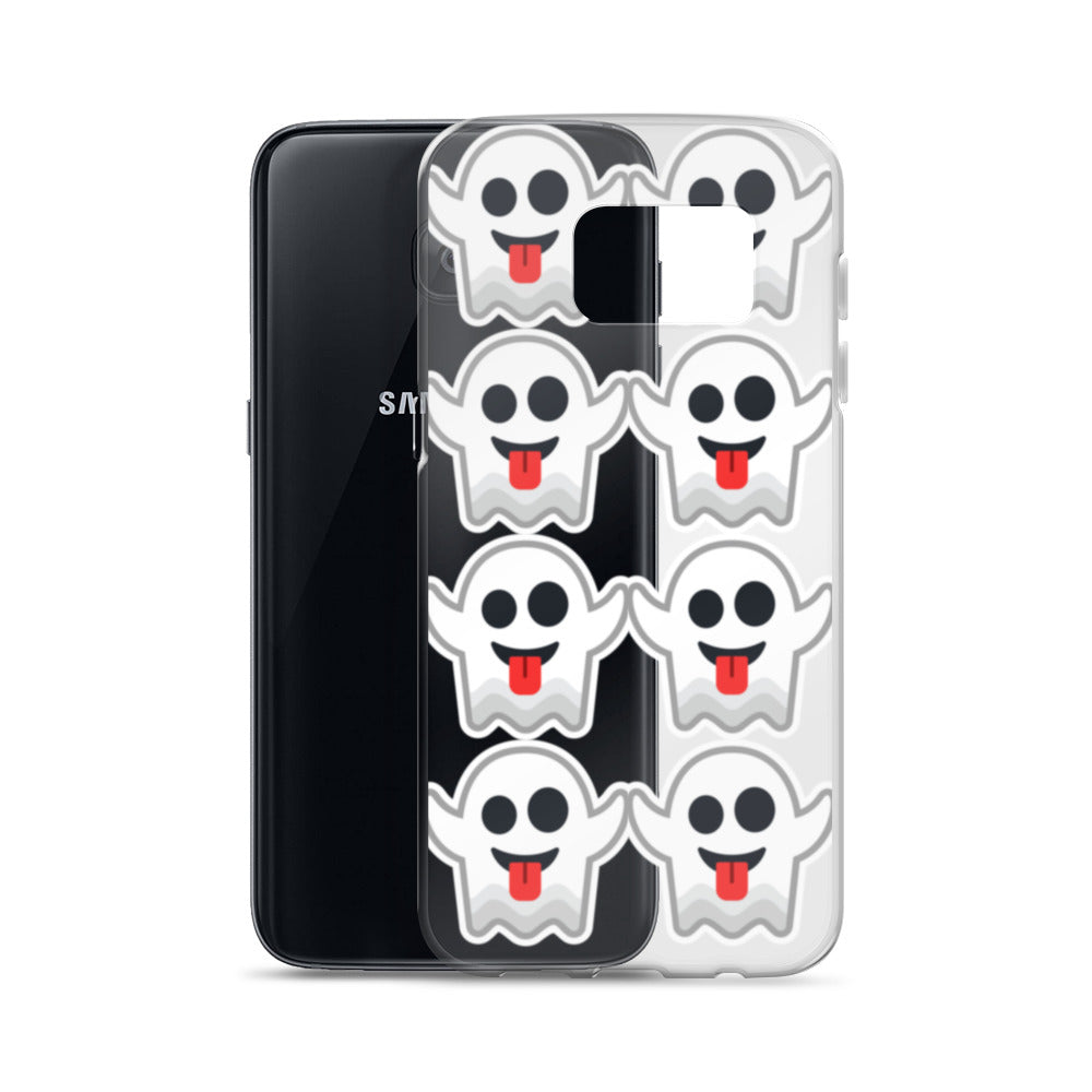 HallOweeN Ghost Samsung Case