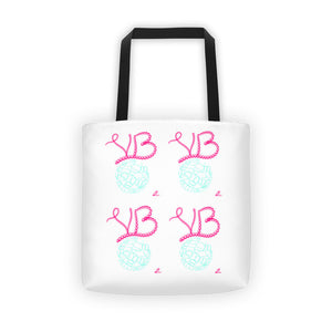 Volleyball- Tote bag