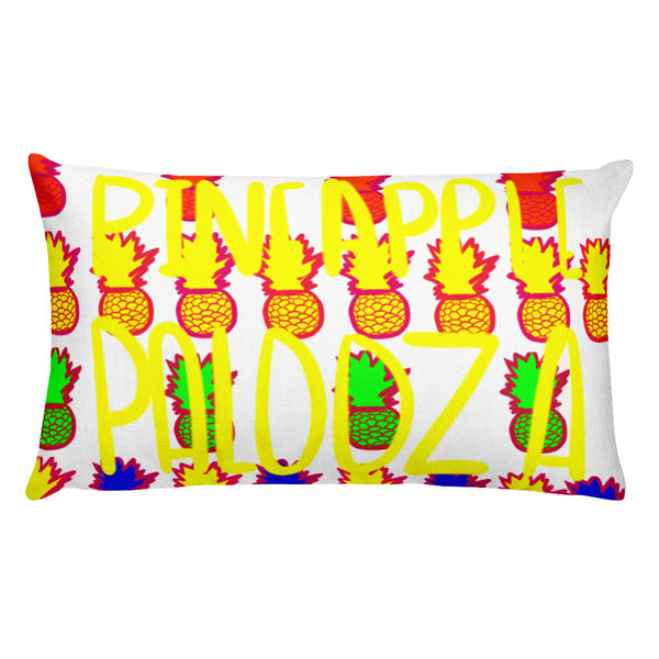 Pineapple Palooza Rectangular Pillow