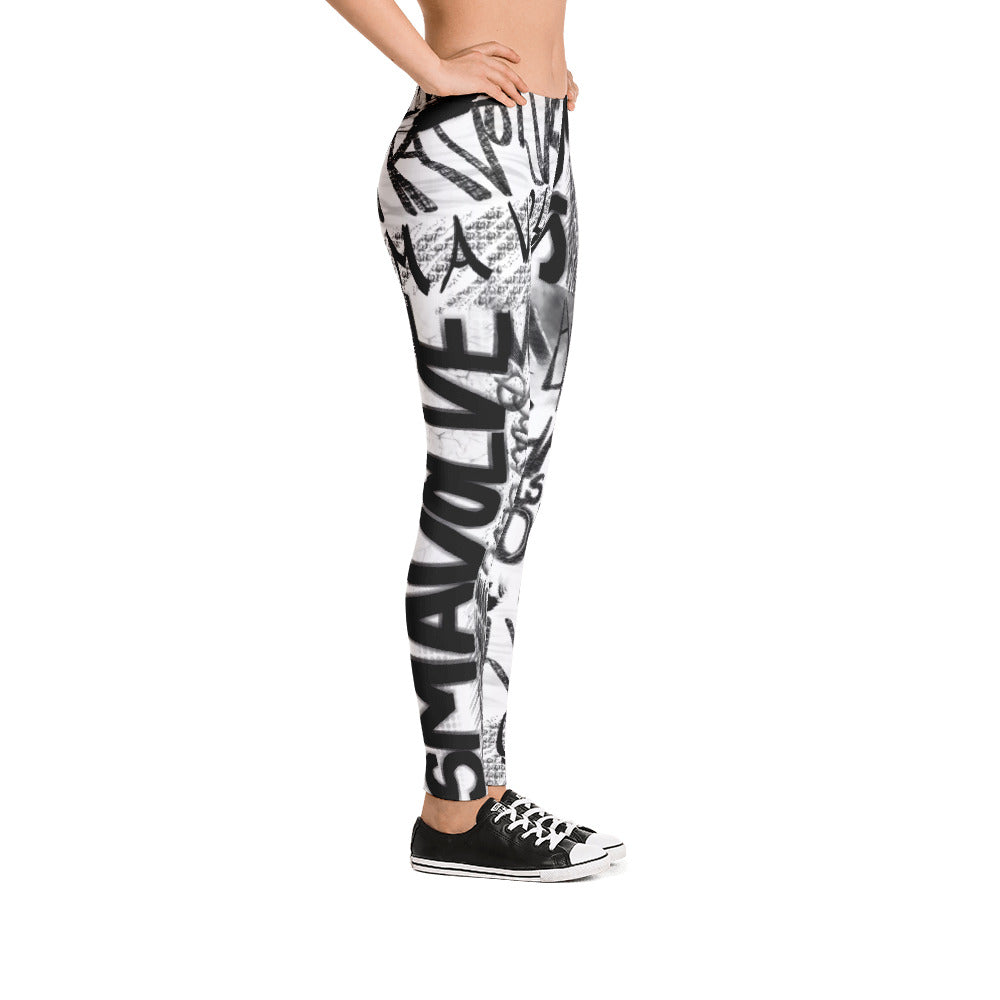 SmaVolve Graphic Leggings