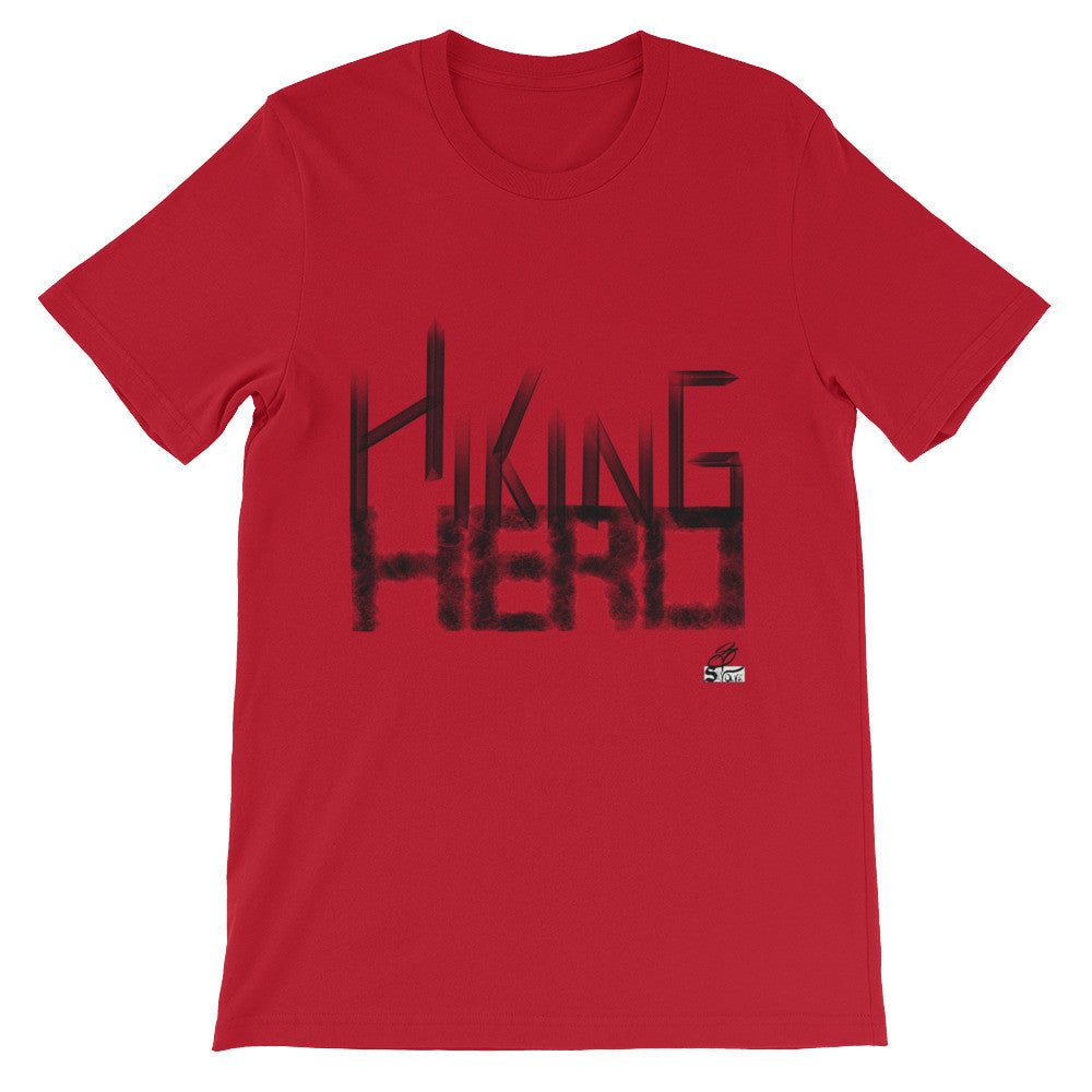 Hiking Hero- Unisex t-shirt