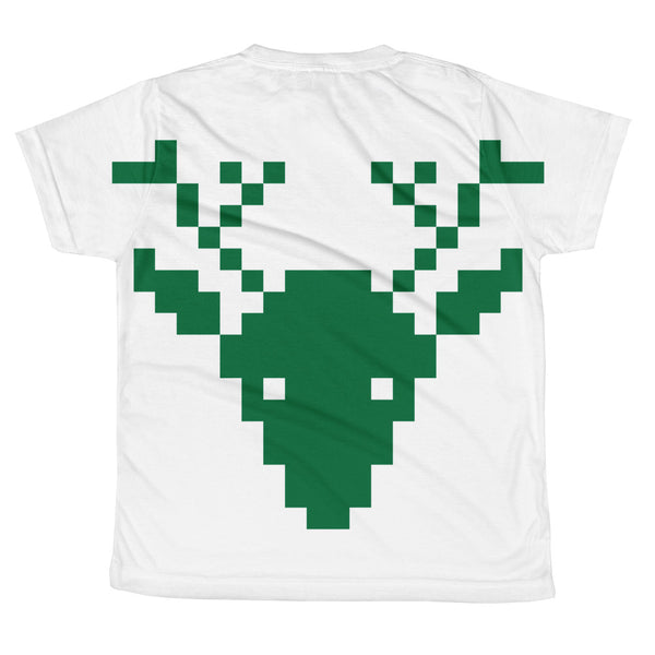 I DEER U - Game On - All-over youth sublimation T-shirt