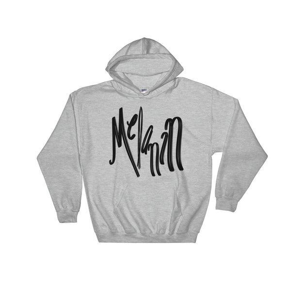 Melanin Hooded Sweatshirt