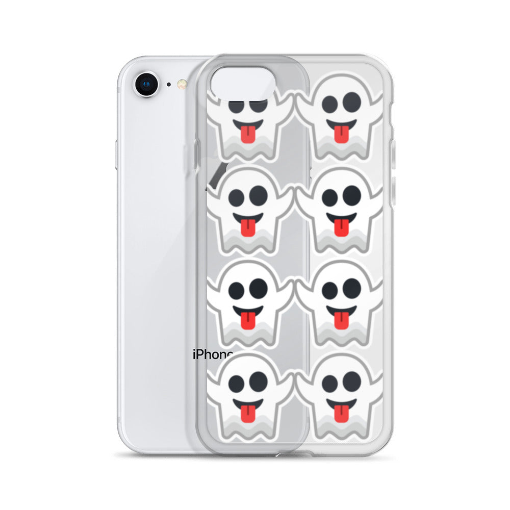 HallOweeN Ghost iPhone Case