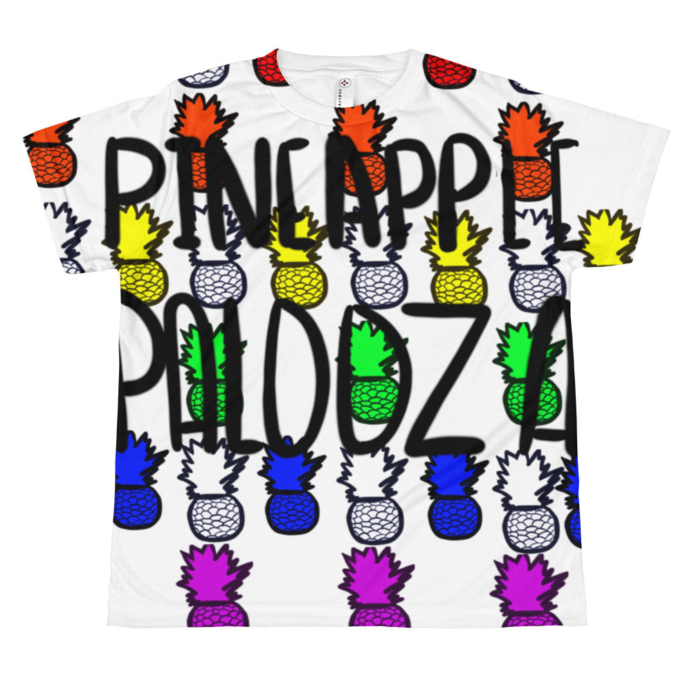 Pineapple Palooza - All-over youth sublimation T-shirt