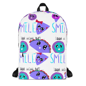 Smile Taco Backpack