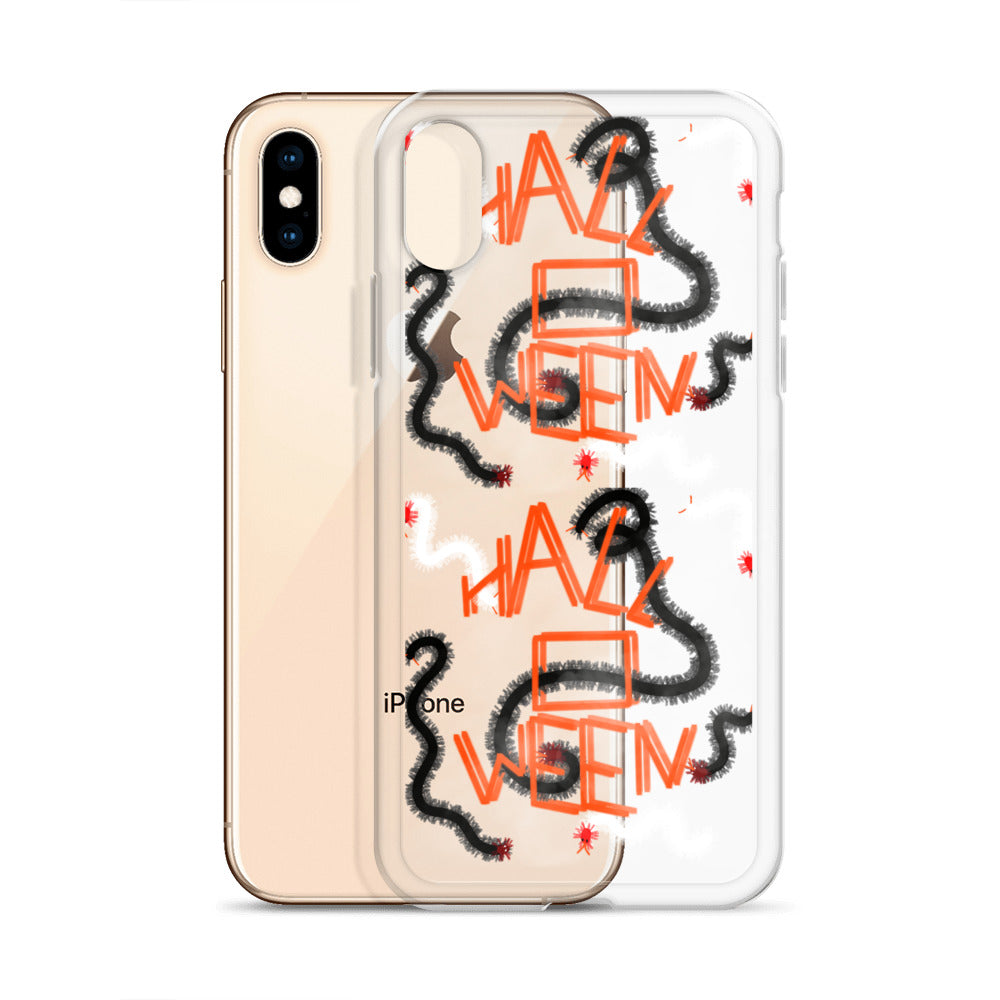HallOween - iPhone Case