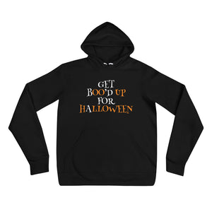Get BOO'D UP for Halloween Unisex hoodie