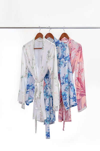 Rustic Floral Robes