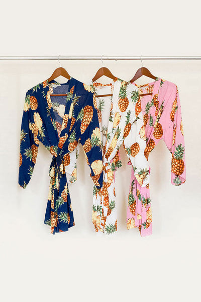 Pineapple Robes