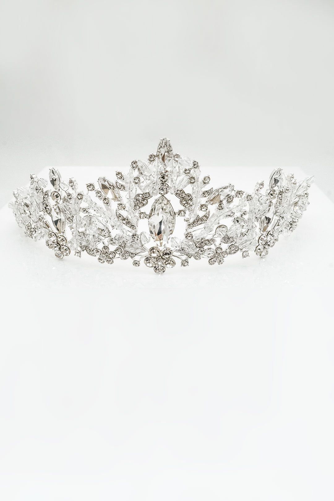 Sparkle Ice Queen Bridal Crown
