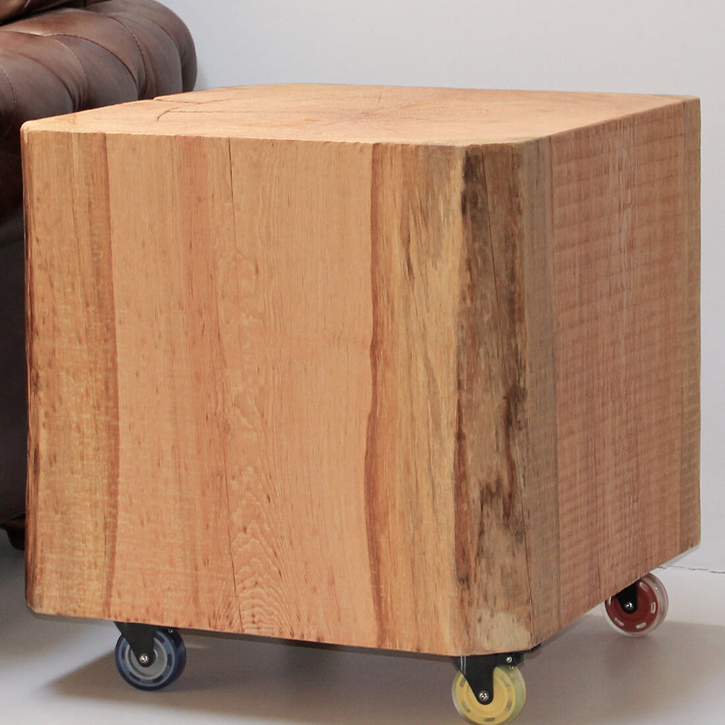 CUBE C102 - WOODSWAN - Tree Stump Furniture & Coffee Tables