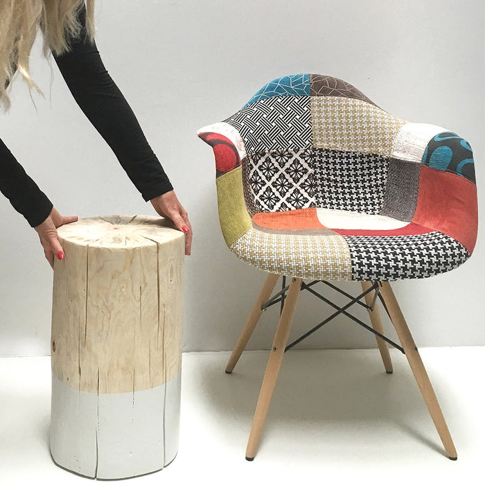 RESCUE R104 - WOODSWAN - Tree Stump Furniture & Coffee Tables
