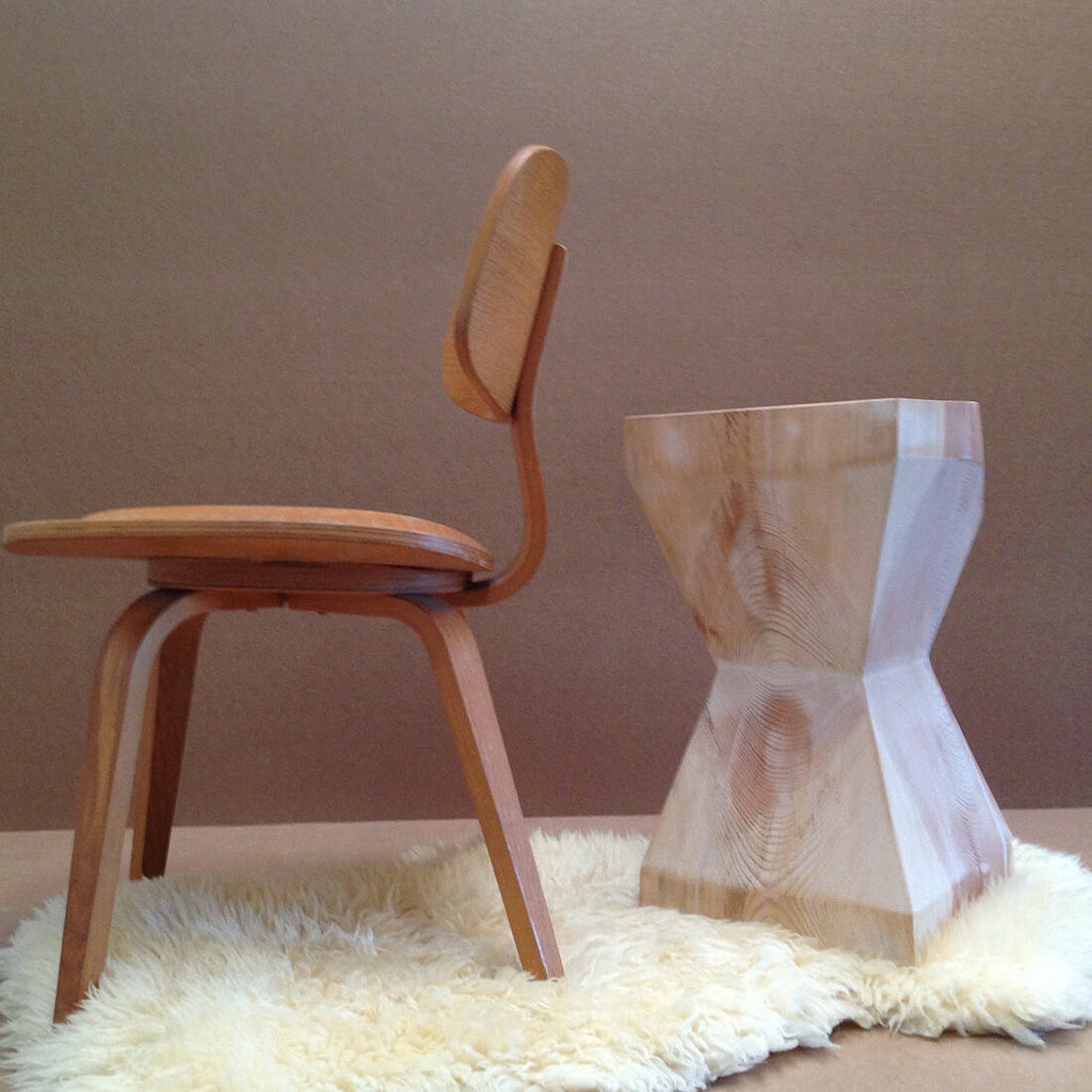 RESCUE R107 - WOODSWAN - Tree Stump Furniture & Coffee Tables