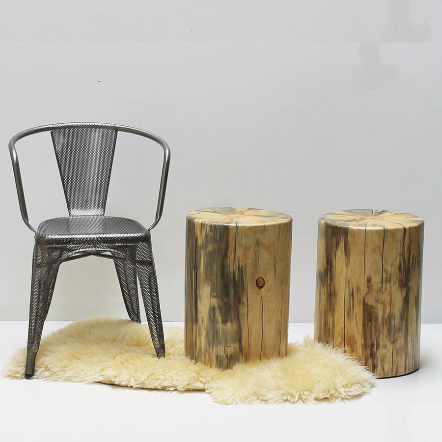 RESCUE R109 - WOODSWAN - Tree Stump Furniture & Coffee Tables