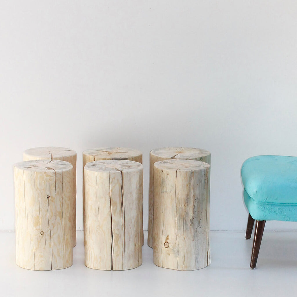 RESCUE R110 - WOODSWAN - Tree Stump Furniture & Coffee Tables