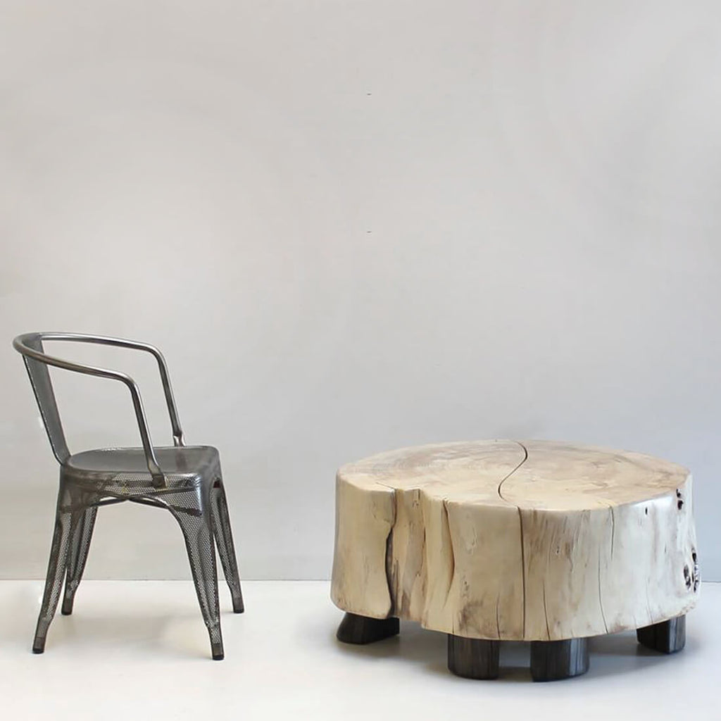 SWAN S101 - WOODSWAN - Tree Stump Furniture & Coffee Tables
