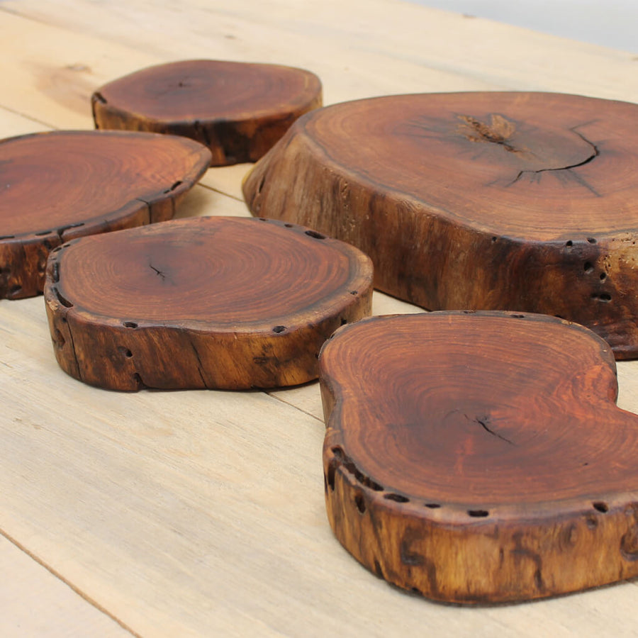 CHEF BOARDS OT101 - WOODSWAN - Tree Stump Furniture & Coffee Tables