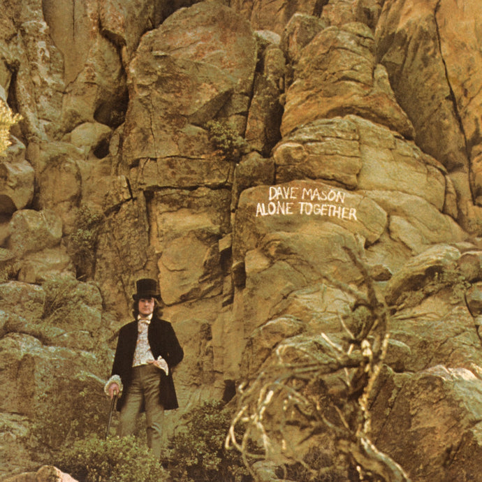 DAVE MASON | ALONE TOGETHER (180 GRAM AUDIOPHILE MARBLE VINYL/LIMITED ANNIVERSARY EDITION)