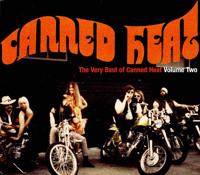 CANNED HEAT | VERY BEST OF CANNED HEAT VOLUME TWO CD