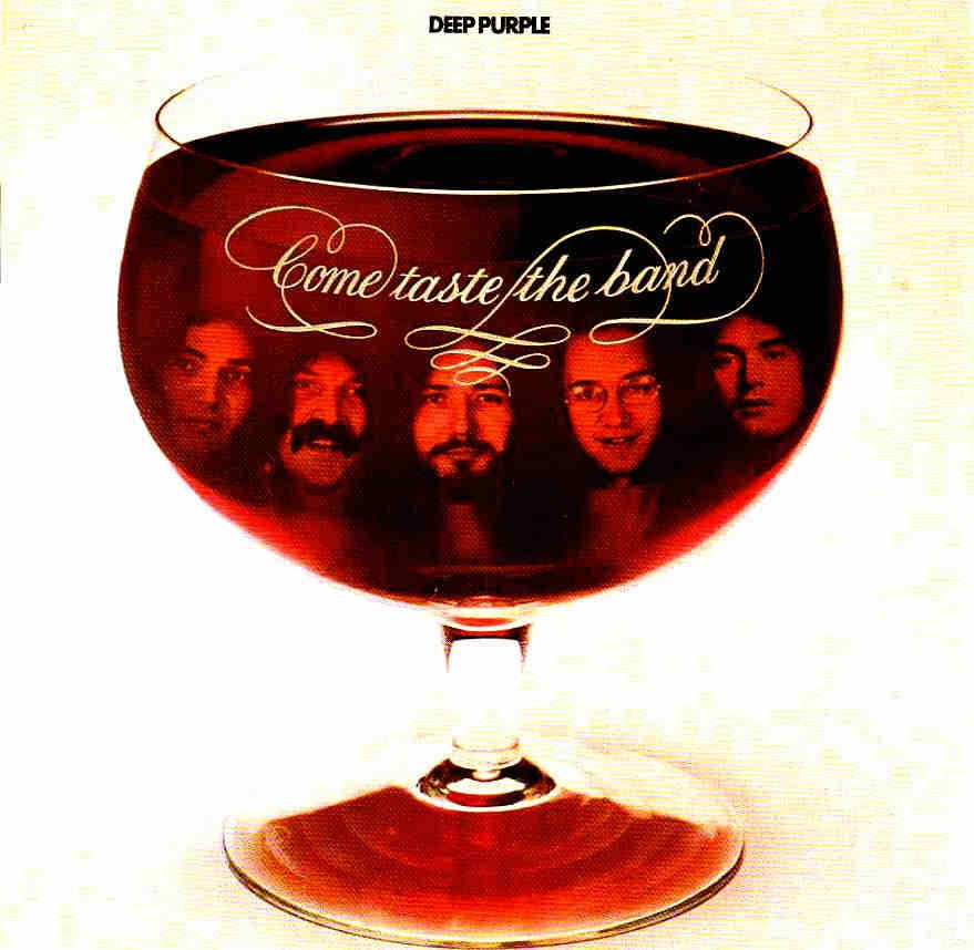 DEEP PURPLE | COME TASTE THE BAND CD