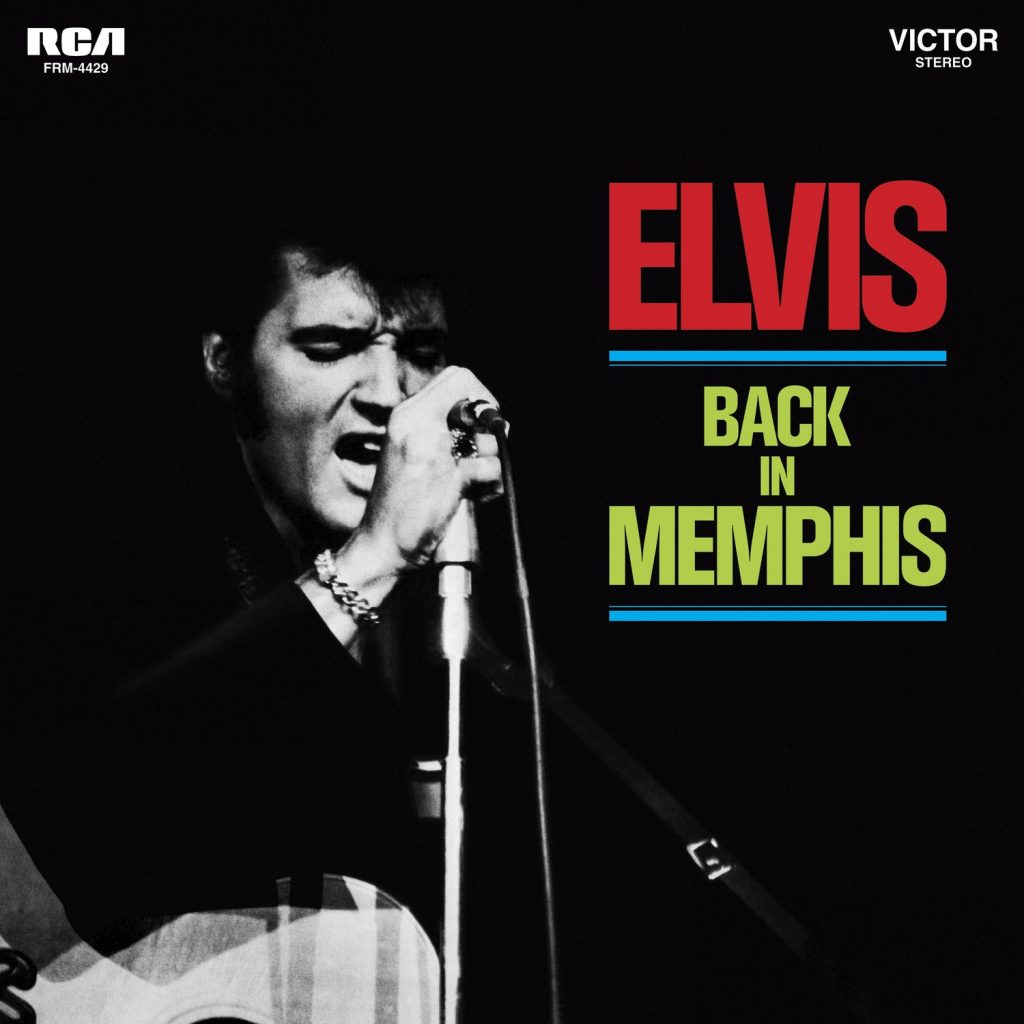 ELVIS PRESLEY | Back In Memphis (180 Gram Audiophile Translucent Gold Vinyl/Limited Edition/Gatefold Cover & Poster)