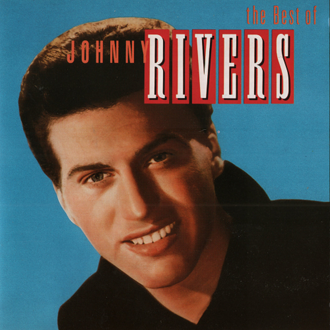 Johnny Rivers | The Best Of Johnny Rivers (180 Gram Audiophile Vinyl/Limited Anniversary Edition/Gatefold Cover)