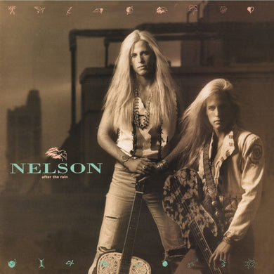 NELSON After The Rain (180 Gram Audiophile Vinyl/Anniversary Limited Edtion/Gatefold Cover & Autographed Photo)