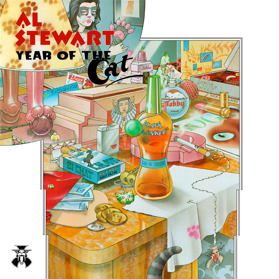 AL STEWART | YEAR OF THE CAT LP (180 GRAM AUDIOPHILE VINYL)