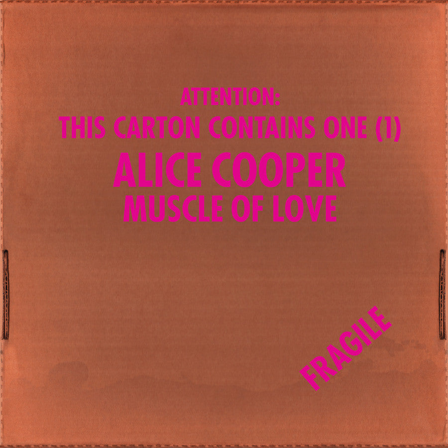 ALICE COOPER | MUSCLE OF LOVE (180 GRAM AUDIOPHILE VINYL/LIMITED EDITION/GATEFOLD COVER)